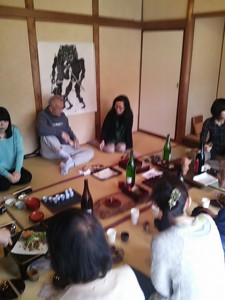 日本酒の会2