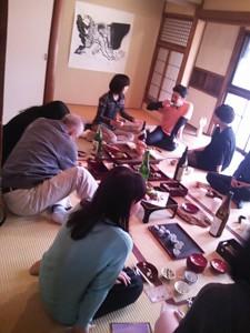 日本酒の会1